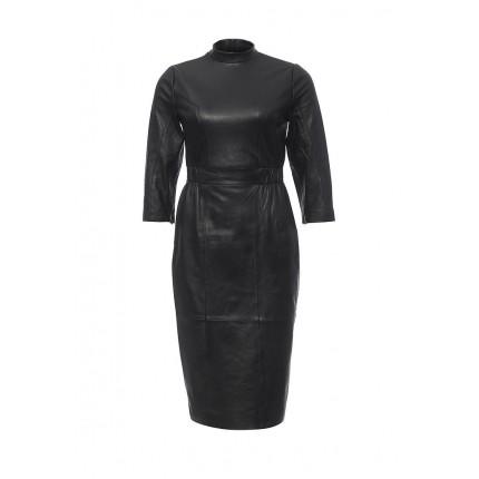 Платье THE LEATHER DRESS LOST INK модель LO019EWJOW37 фото товара