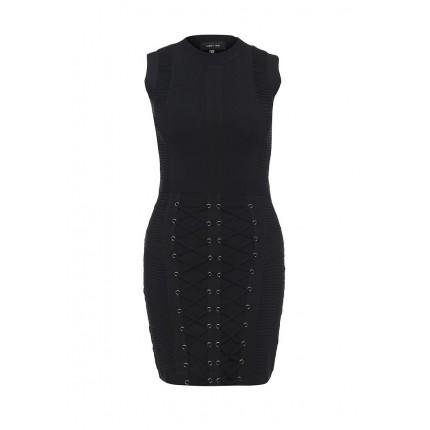 Платье THE LACE UP BANDAGE DRESS LOST INK модель LO019EWJOX03