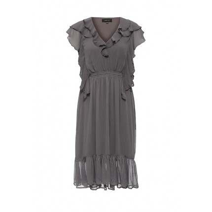 Платье ISA RUFFLE DRESS LOST INK артикул LO019EWLQM39 фото товара