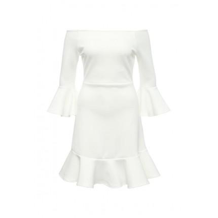 Платье LOLLY BARDOT MINI DRESS LOST INK артикул LO019EWMGQ31 фото товара
