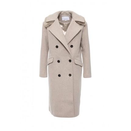 Пальто WOOL UNDER COLLAR COAT LOST INK модель LO019EWMMU29 фото товара