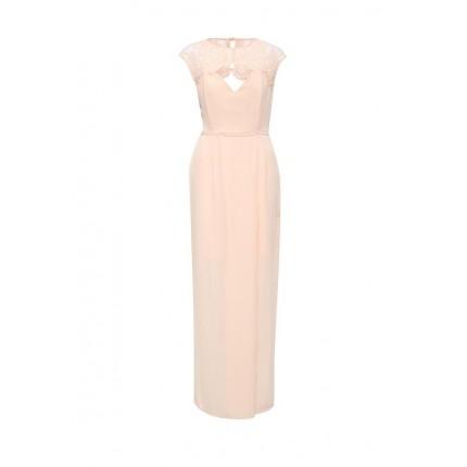 Платье LACE YOLK MAXI DRESS LOST INK артикул LO019EWNIS37 фото товара