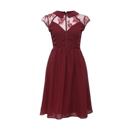 Платье PETER PAN COLLAR DRESS LOST INK артикул LO019EWNIS39 фото товара