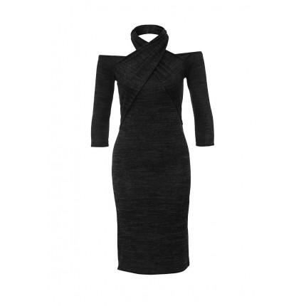Платье MEAGAN TWIST HALTER DRESS LOST INK артикул LO019EWNIS42 распродажа
