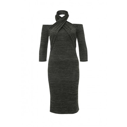 Платье MEAGAN TWIST HALTER DRESS LOST INK артикул LO019EWNIS43