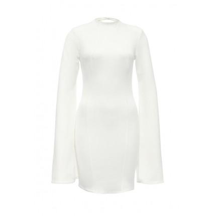 Платье FLARE SLEEVE DRESS LOST INK артикул LO019EWNRB50 купить cо скидкой