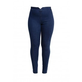 Джеггинсы JEGGING WITH ELASTIC BACK Lost Ink Curve