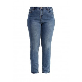 Джинсы BOOTCUT JEAN IN MID WASH Lost Ink Curve