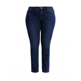 Джинсы STRAIGHT LEG JEAN WITH POCKET DETAIL Lost Ink Curve
