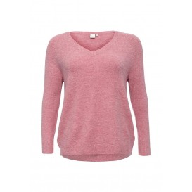 Джемпер JUMPER WITH V NECK Lost Ink Curve