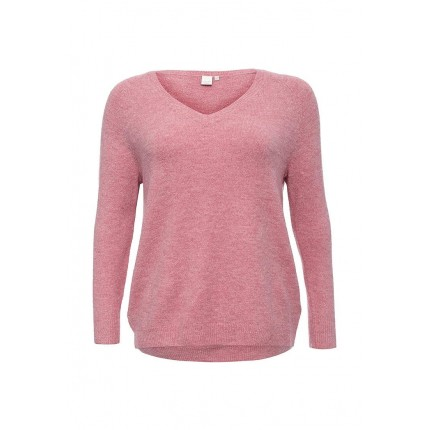 Джемпер JUMPER WITH V NECK Lost Ink Curve модель LO030EWNGB31