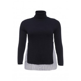 Свитер 2IN 1 JUMPER WITH STRIPE Lost Ink Curve