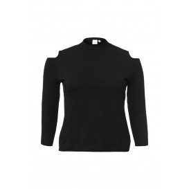 Водолазка COLD SHOULDER JUMPER WITH RIB Lost Ink Curve