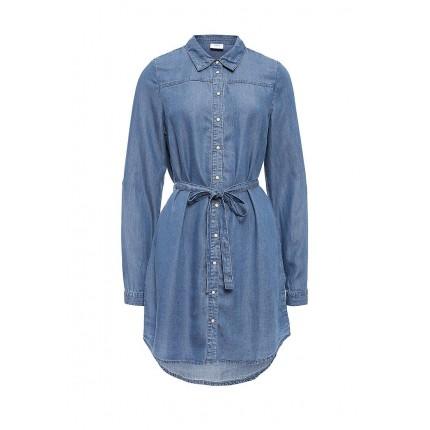 Рубашка джинсовая Mamalicious артикул MA101EWJOZ63
