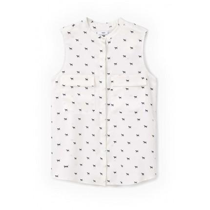 Блуза - BASTIAN Mango модель MA002EWKVZ44 распродажа