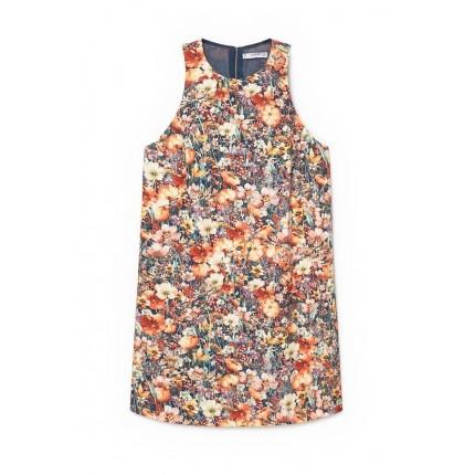 Платье - FLOWY Mango артикул MA002EWKXZ00 cо скидкой