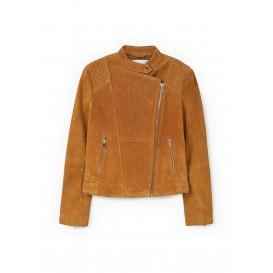 Куртка кожаная - BRAID Mango