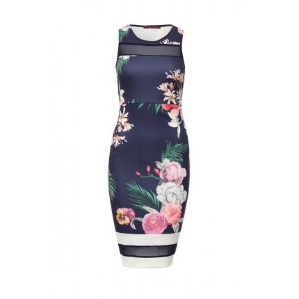 Платье Missi London модель MI052EWIYT91 cо скидкой