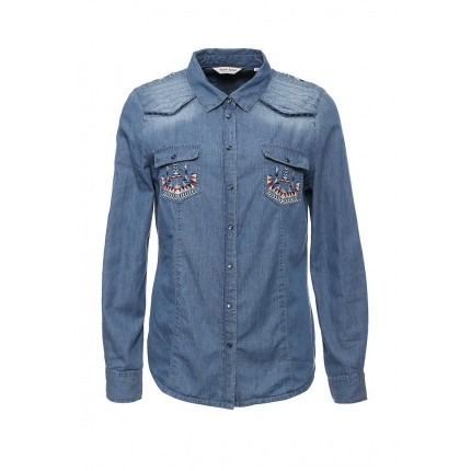 Рубашка джинсовая Naf Naf модель NA018EWKEU28