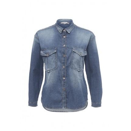 Рубашка джинсовая Please модель PL003EWNOG28 cо скидкой