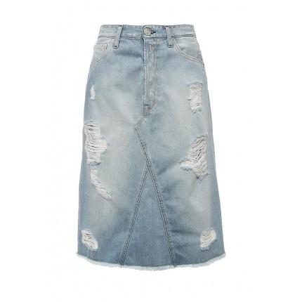 Юбка джинсовая Replay модель RE770EWKJL41 распродажа
