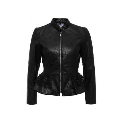 Куртка кожаная Rinascimento артикул RI005EWKHA02 распродажа