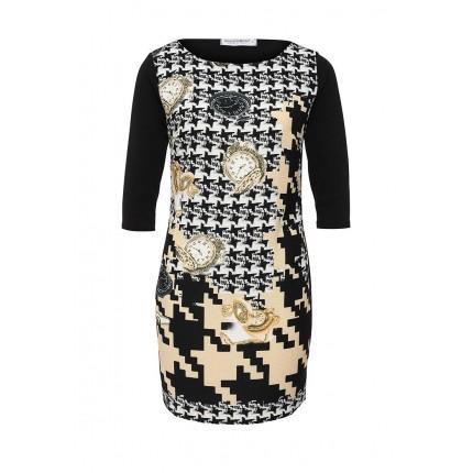 Платье Rinascimento артикул RI005EWKHA92 купить cо скидкой