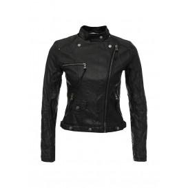 Куртка кожаная Softy артикул SO017EWMJU56 фото товара