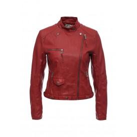 Куртка кожаная Softy артикул SO017EWMJU57 фото товара