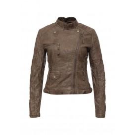 Куртка кожаная Softy артикул SO017EWMJU61 фото товара
