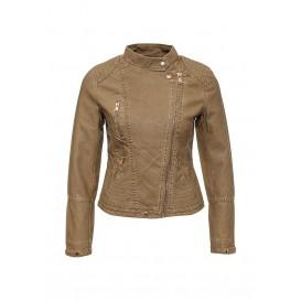 Куртка кожаная Softy артикул SO017EWMJU88 распродажа