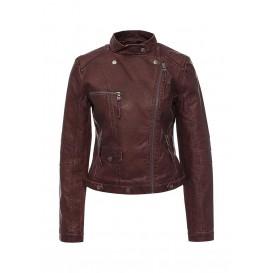 Куртка кожаная Softy артикул SO017EWMJU96
