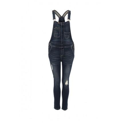 Комбинезон джинсовый Softy артикул SO017EWMJV11 cо скидкой