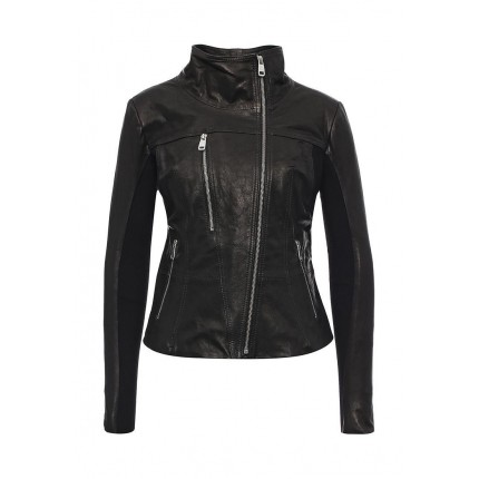Куртка кожаная Steven-K модель ST042EWMSS26 фото товара