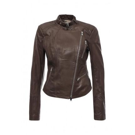 Куртка кожаная Steven-K модель ST042EWMSS32 распродажа