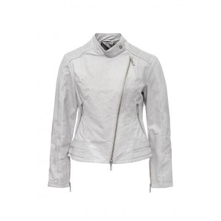 Куртка кожаная Steven-K артикул ST042EWMSS34 распродажа