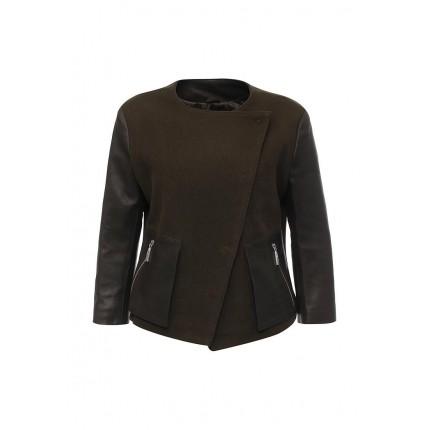 Куртка кожаная Steven-K модель ST042EWMSS41 cо скидкой