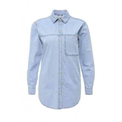 Рубашка джинсовая Topshop артикул TO029EWJEY39