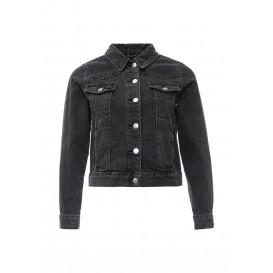 Куртка джинсовая Topshop модель TO029EWKHU96 купить cо скидкой