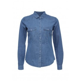 Рубашка джинсовая Troll