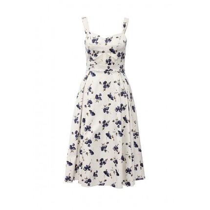 Платье Tutto Bene модель TU009EWIWQ55 купить cо скидкой