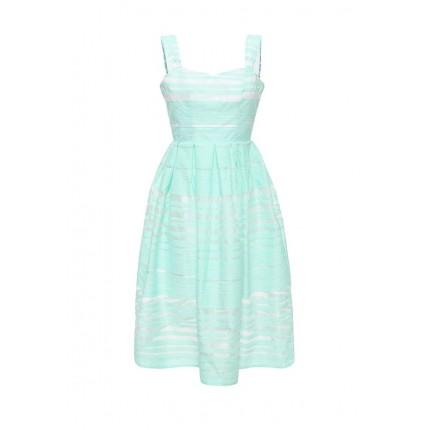 Платье Tutto Bene модель TU009EWKGT97 купить cо скидкой
