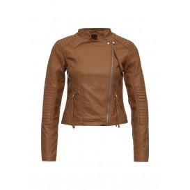 Куртка кожаная Vero Moda артикул VE389EWJSH62 фото товара