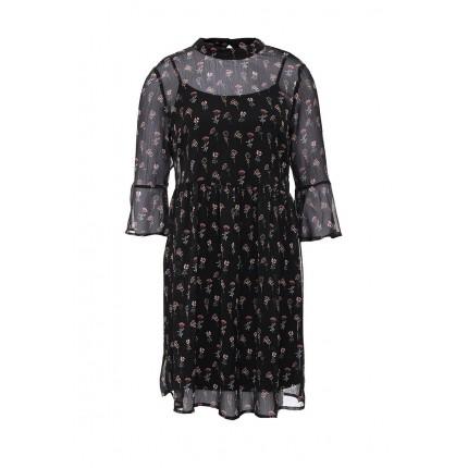 Платье Vero Moda артикул VE389EWKLJ57 купить cо скидкой