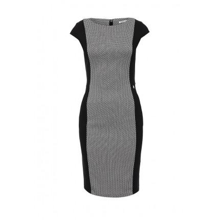 Платье Zarina артикул ZA004EWJLX06 купить cо скидкой
