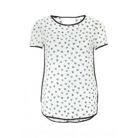Блуза oodji модель OO001EWHTO28 фото товара