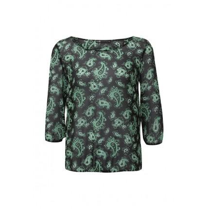 Блуза oodji артикул OO001EWIZM50 купить cо скидкой