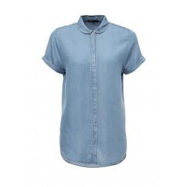 Рубашка джинсовая oodji модель OO001EWJCP59 фото товара