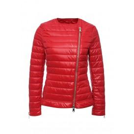 Куртка утепленная oodji артикул OO001EWLOH30 купить cо скидкой