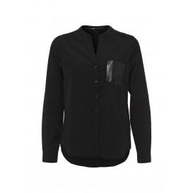 Рубашка oodji артикул OO001EWLQE41 купить cо скидкой